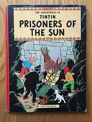 The Adventures of Tintin - The Prisoners: Herge