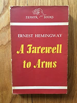 the importance of ernest hemingways a farewell to arms Hemingway a farewell to arms - religion in ernest hemingway's a farewell to arms.