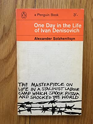 one day in the life of ivan denisovich first edition abebooks one day in the life of ivan alexander solzhenitsyn
