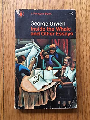 inside the whale and other essays by george orwell abebooks inside the whale and other essays george orwell