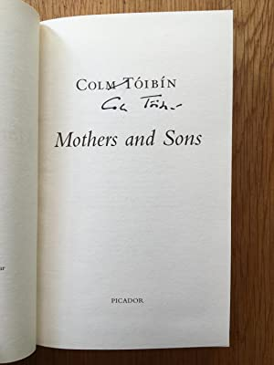 Mothers and Sons: Toibin, Colm