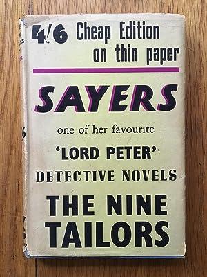 The Nine Tailors: Dorothy L Sayers