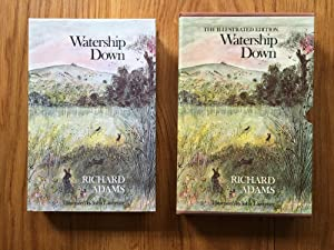 Watership Down - the Illustrated Edition: Richard Adams
