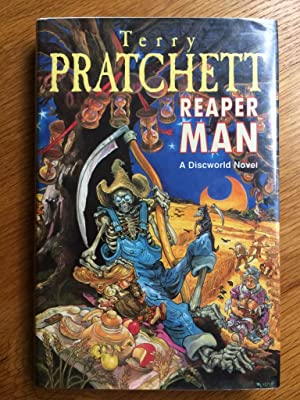 Reaper Man (Discworld Novels): Pratchett, Terry