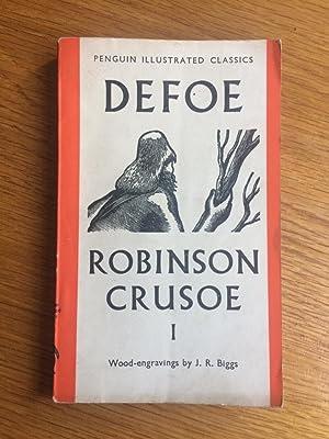 Robinson Crusoe I: Daniel Defoe