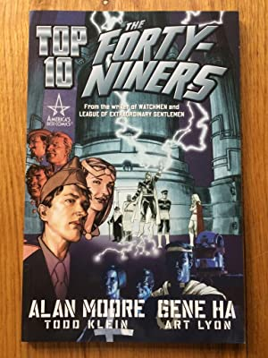 The Forty Niners: Moore, Alan