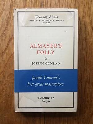 Almayer's Folly: Joseph Conrad