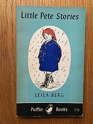Little Pete Stories: leila Berg