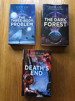 The Three-Body Problem - The Dark Forest: Cixin Liu -