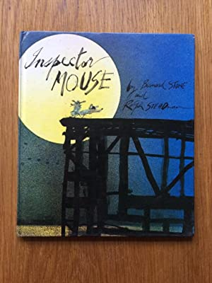 Inspector Mouse: Ralph Steadman and