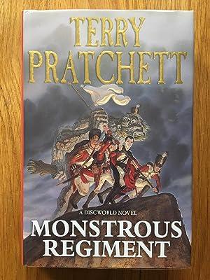 Monstrous Regiment (Discworld Novels): Pratchett, Sir Terry