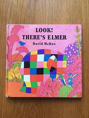 Look! There's Elmer: David McKee