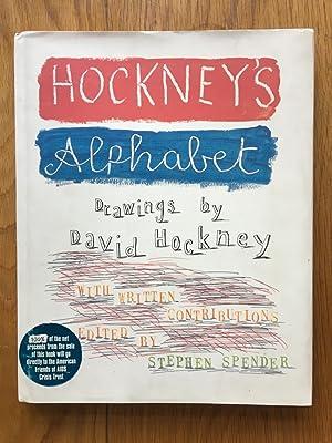 Hockney's Alphabet: Hockney, David; Spender,