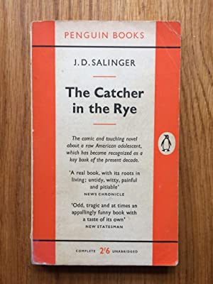 the stress of teenagers as portrayed in catcher in the rye Find helpful customer reviews and review ratings for the catcher in the rye at amazoncom read teenagers of the world, anyone weeks for combat stress.