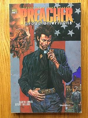 Preacher: Proud Americans: Ennis, Garth