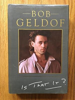 Is That It?: Geldof, Bob; Vallely,