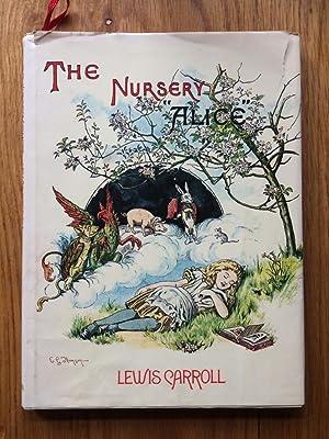 The Nursery Alice: Lewis Carroll