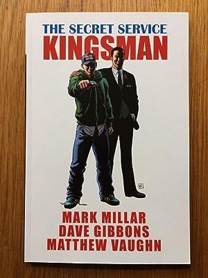 The Secret Service: Kingsman: Mark Millar, Dave