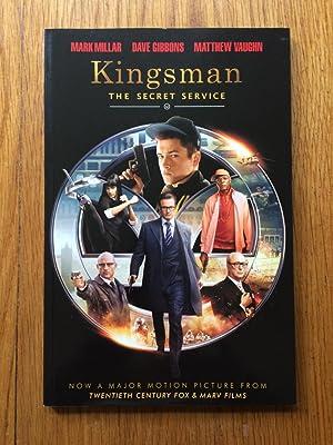 Kingsman: The Secret Service: Mark Millar, Dave