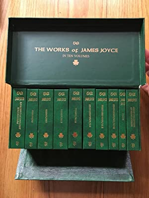 the works of james joyce James joyce (1882 - 1941) james augusta aloysius joyce (2 february 1882 – 13 january 1941) was an irish novelist and poet, considered to be one of the most influential writers in the.