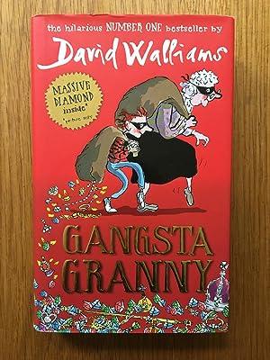 Gangsta Granny: David Walliams
