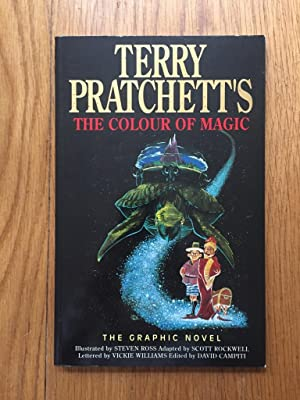 The Colour of Magic by Terry Pratchett, First Edition, Signed - AbeBooks