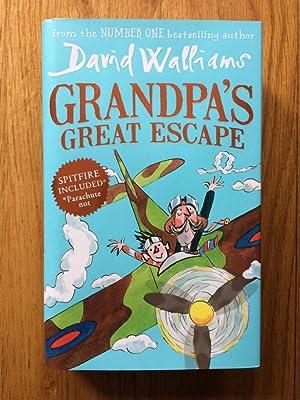 Grandpa's Great Escape: David Walliams
