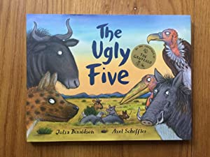 The Ugly Five: Julia Donaldson, Axel