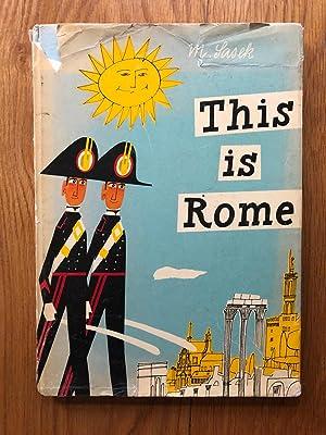 This is Rome: M Sasek
