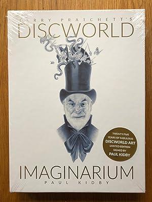 Terry Pratchett's Discworld Imaginarium: Signed Limited Special: Paul Kidby
