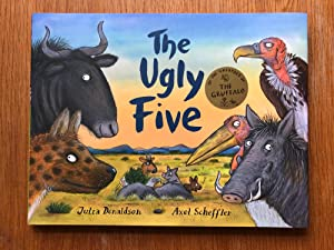 The Ugly Five: Julia Donaldson