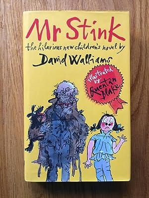 Mr Stink: David Walliams