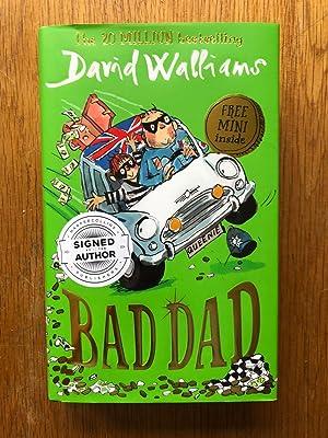 Bad Dad: David Walliams