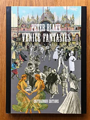 Venice Fantasies - signed by Peter Blake