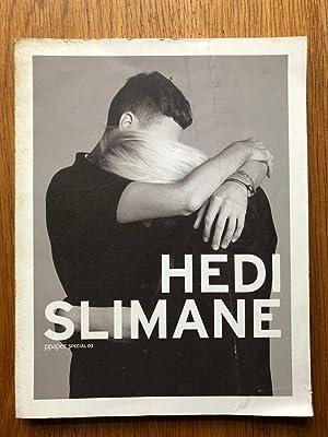Ppaper special 03: Hedi Slimane