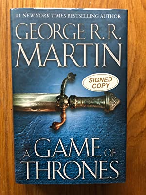 A Game of Thrones: George R R