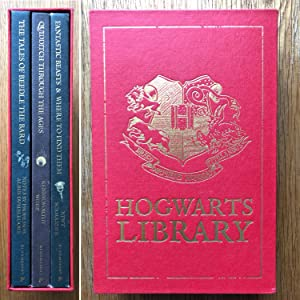 The Hogwarts Library - The Tales of: J K Rowling