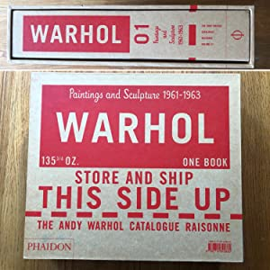 The Andy Warhol Catalogue Raisonné 01 - Paintings and Sculpture 1961?1963