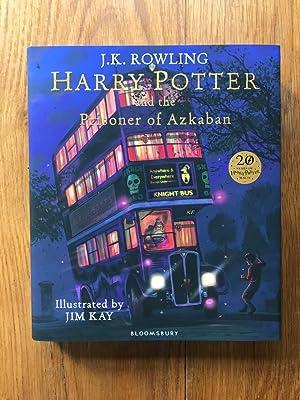 Harry Potter and the Prisoner of Azkaban: J K Rowling,