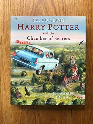 Harry Potter and the Chamber of Secrets: J K Rowling,