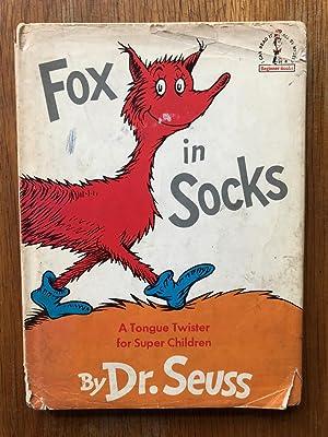 Fox in Socks: Dr Seuss