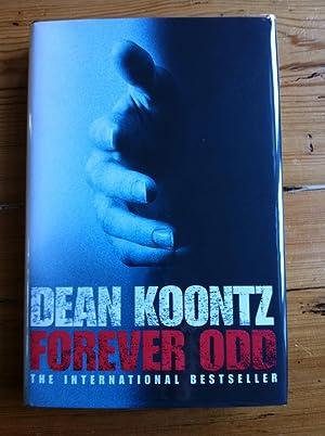 Dean Koontz Forever Odd Signed Abebooks