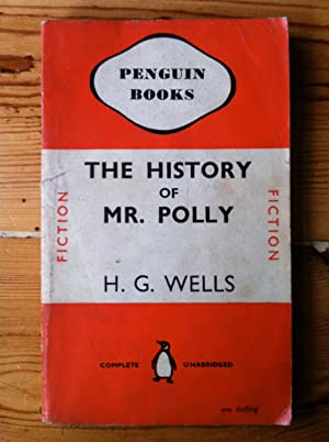 The History of Mr Polly: H G Wells
