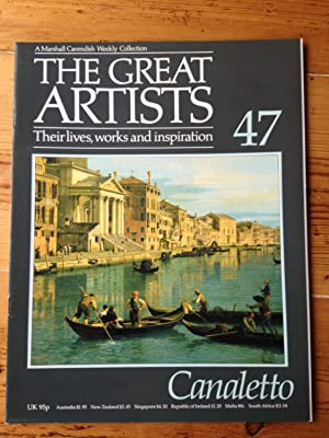 The Great Artists - 47 - Canaletto