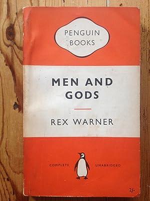men and Gods: rex Warner