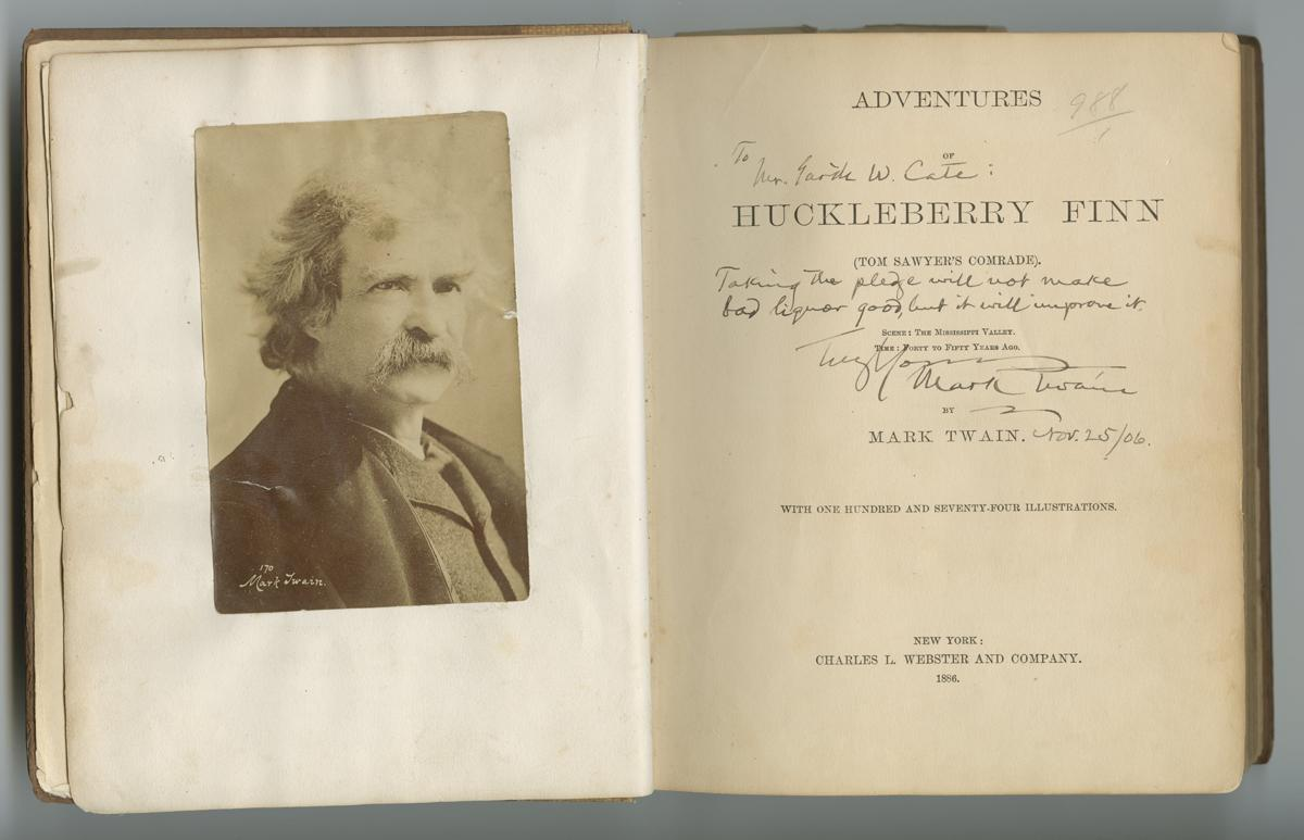 mark twain adventures huck finn essay Finn and jim are central to mark twain's the adventures of huckleberry finn   this is not an example of the work written by our professional essay writers.
