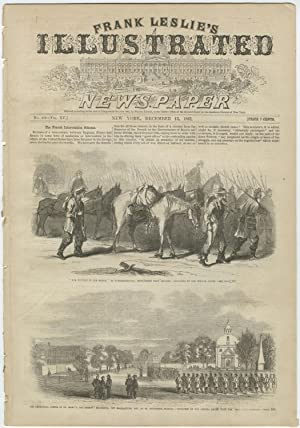 Frank Leslie?s Illustrated Newspaper with United States Colored Troop (USCT) Images