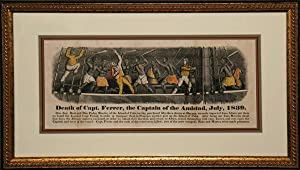 The Amistad: an Arresting Engraving of the Revolt
