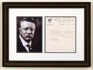 Theodore Roosevelt Mentions