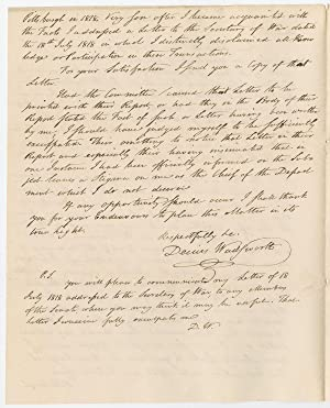 Director of Ordnance on Loan of Gunpowder to DuPont and Private Individuals; forwards Copy of Pri...